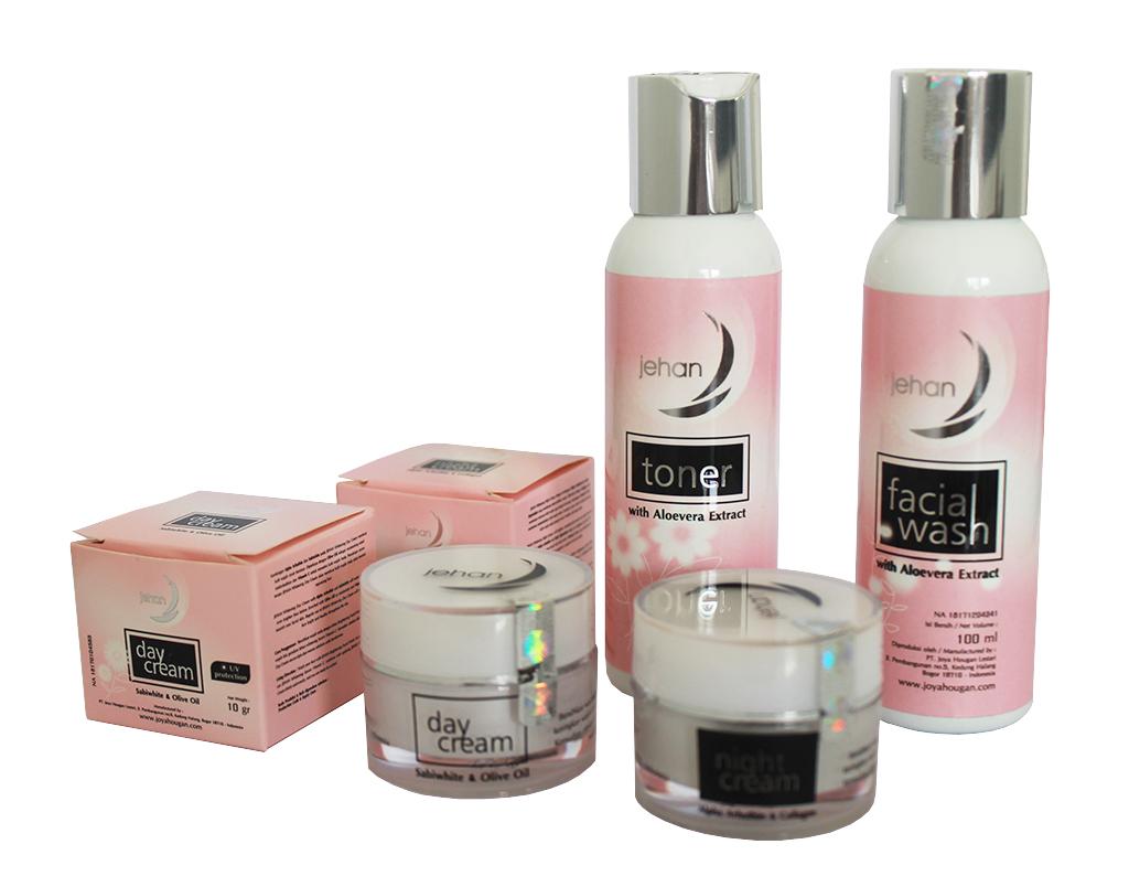 Whitening Series Jehan Kosmetik